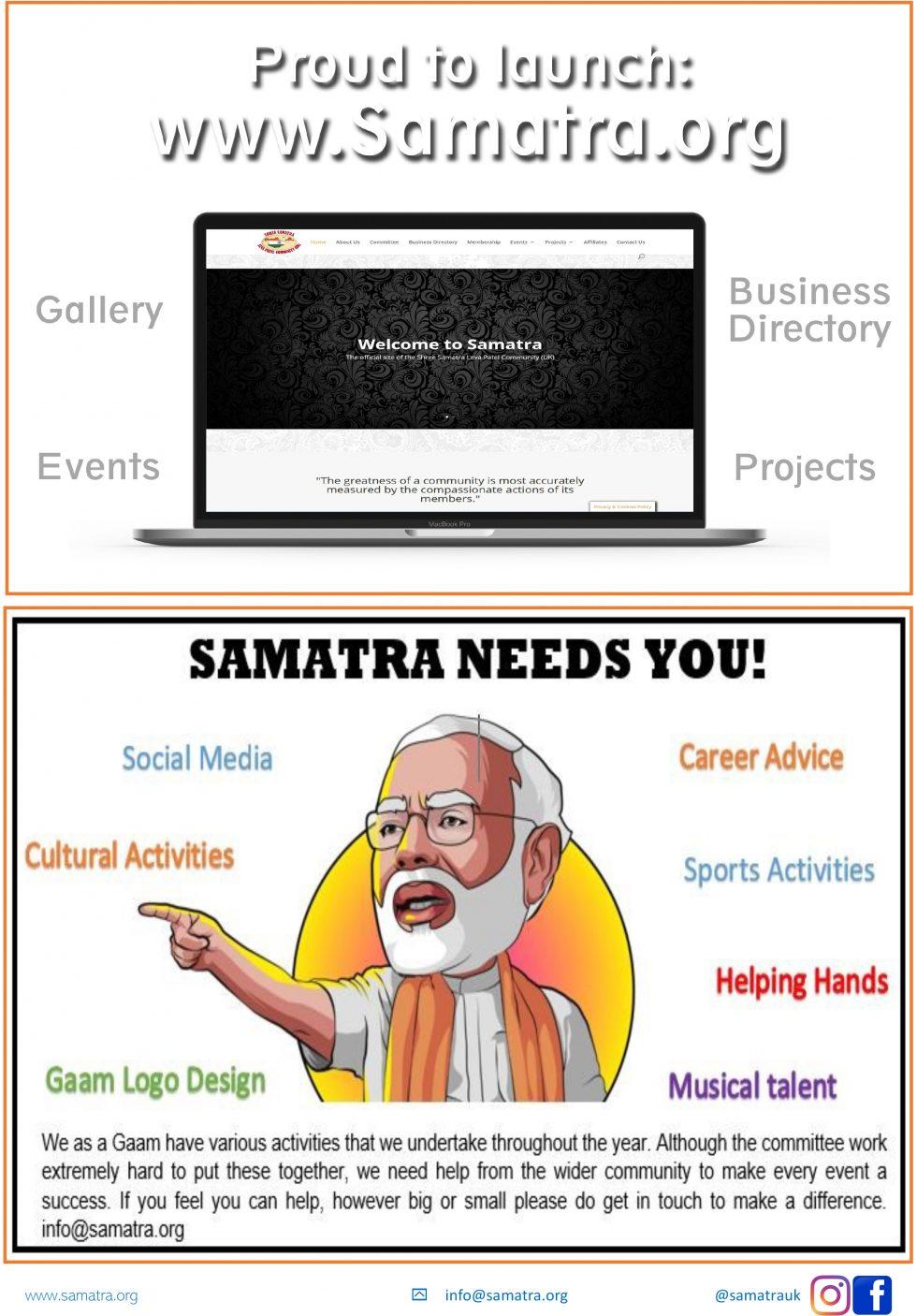 Samatra Newsletter - 15