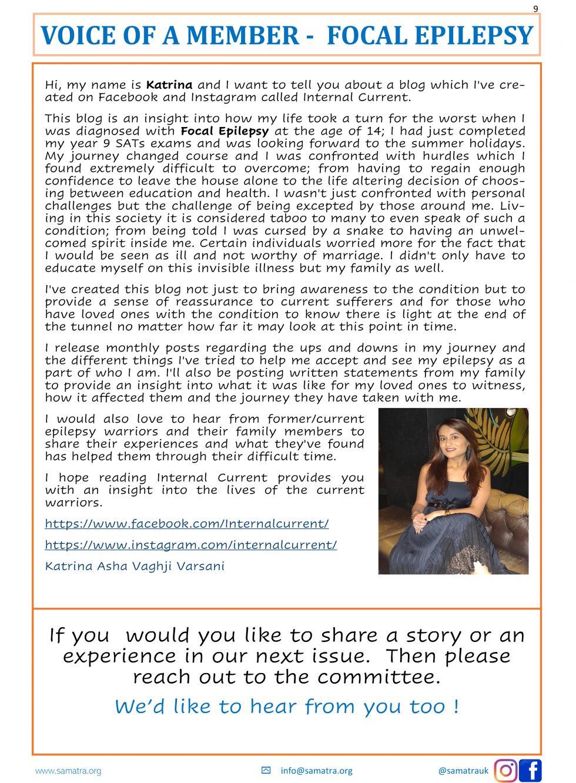 Samatra Newsletter - 9